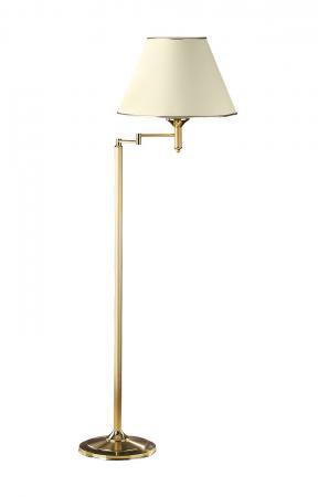 Cadenza 1-es állólámpa mozgatható szaténfényű bronz