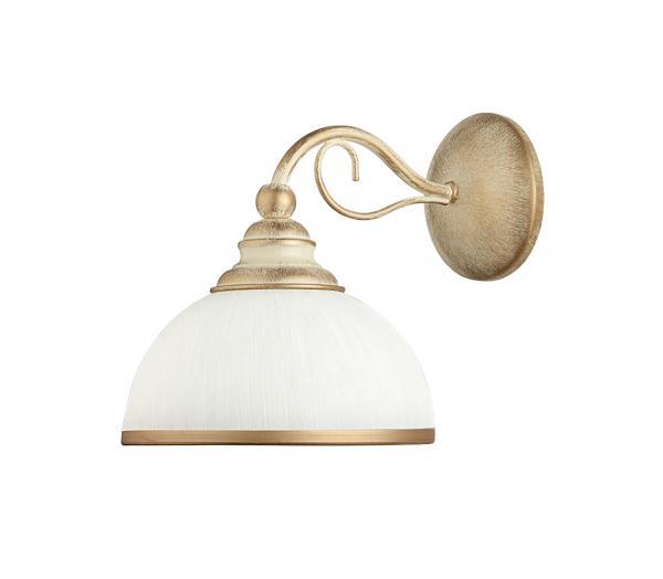 Valeria 1-es fali lámpa ekrü