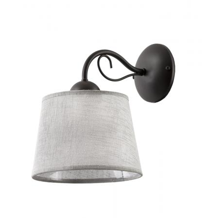 Geonna 1-es fali lámpa wenge