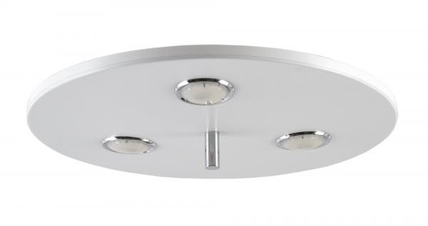 Elda 3-as mennyezeti lámpa fehér