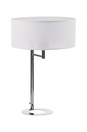 Monalisa 1-es asztali lámpa króm M-es