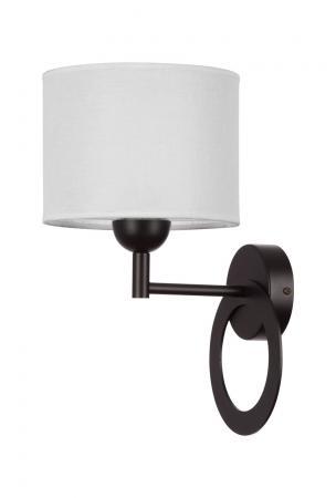 Monalisa 1-es fali lámpa fekete