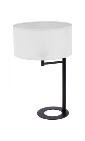Monalisa 1-es asztali lámpa fekete M-es