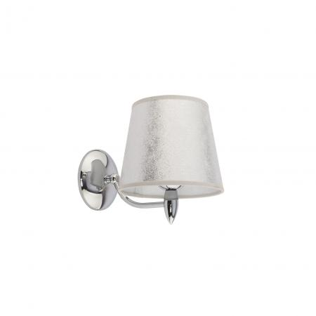 Oria 1-es fali lámpa króm