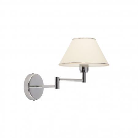 Bianca 1-es fali lámpa mozgatható
