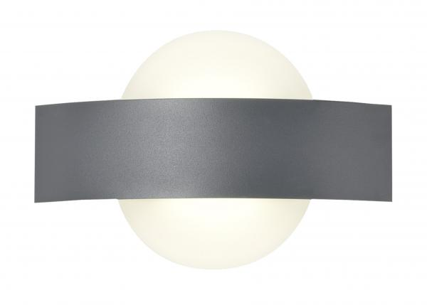 Faeto fali lámpa fekete