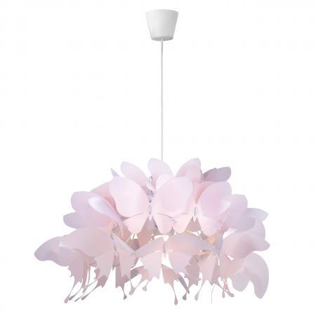 Farfalla 1-es függeszték rózsaszín