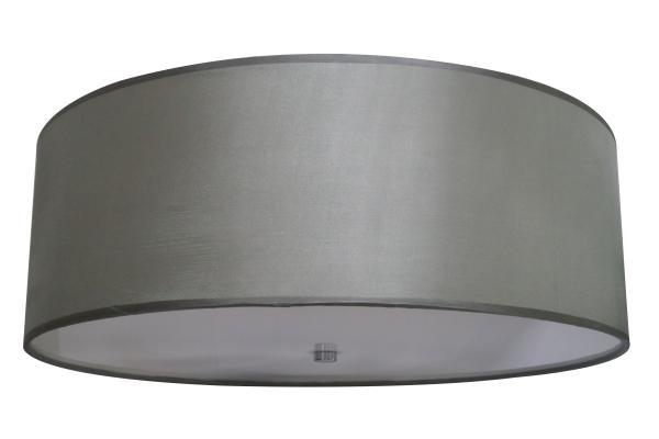 Girona mennyezeti lámpa szürke 50 cm