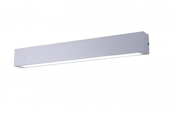 Ibros fali lámpa fehér közepes