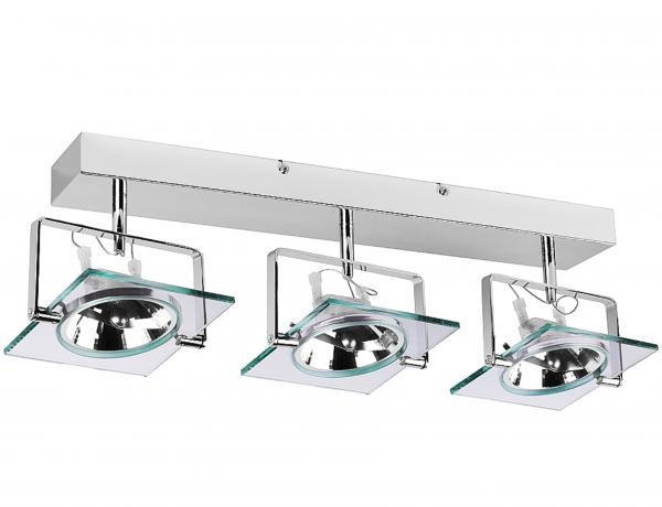 Industrial 3-as mennyezeti lámpa