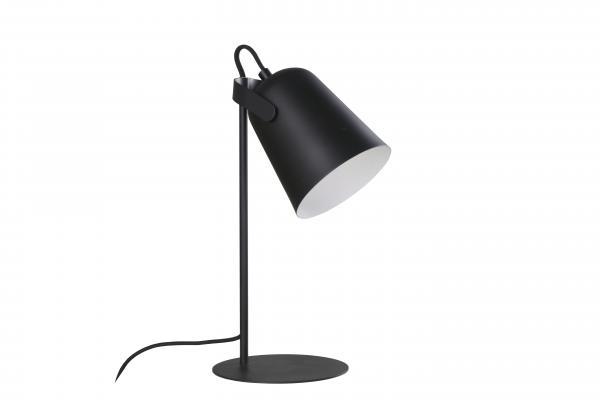 Siri asztali lámpa fekete