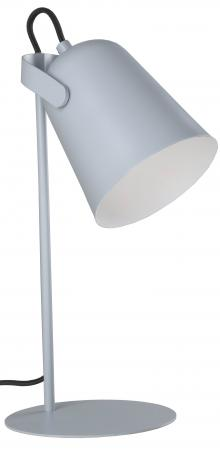 Siri asztali lámpa szürke