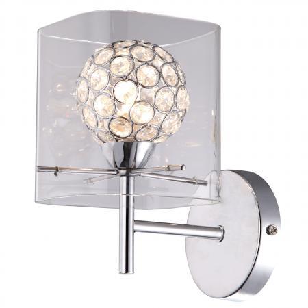 Spark fali lámpa átlátszó